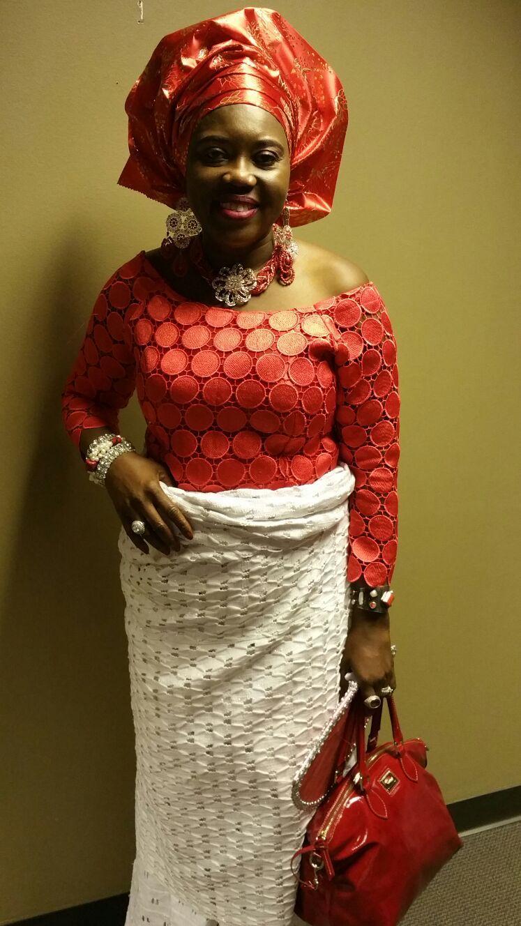 Pauline Gladys Ijeh